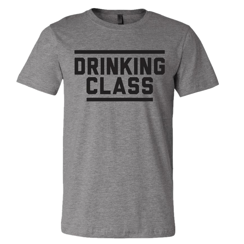 Lee Brice Grey Drinking Class Tee