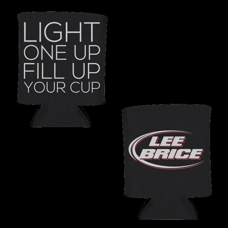 Lee Brice Black Light One Up Coolie