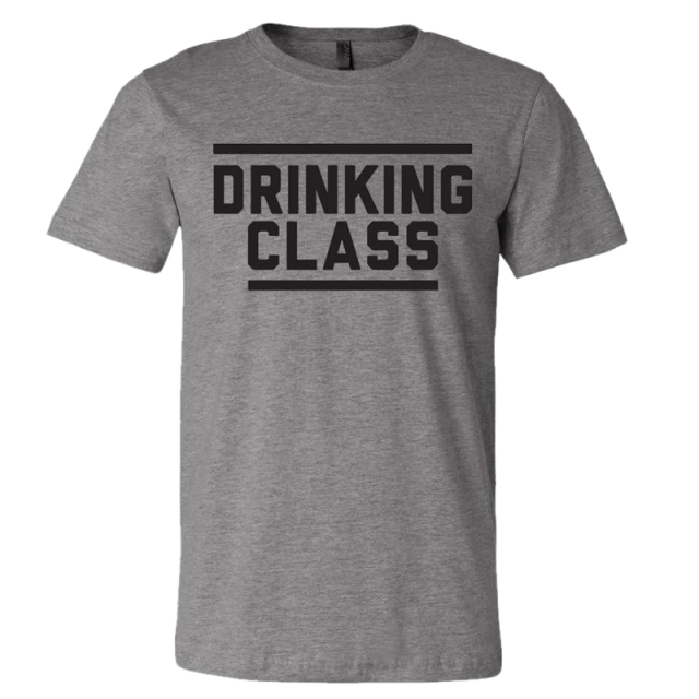 Lee Brice Grey Drinking Class Tee