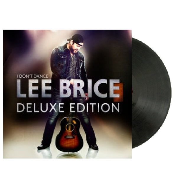 Lee Brice Deluxe Vinyl- I Don't Dance