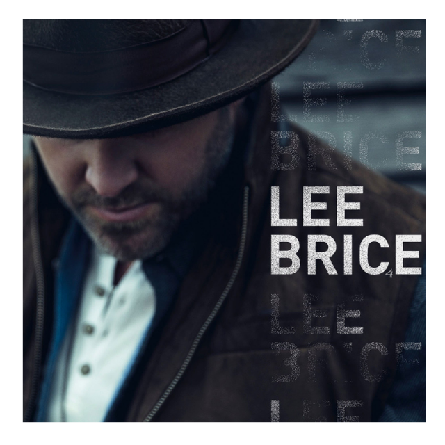 Lee Brice Self Titled CD