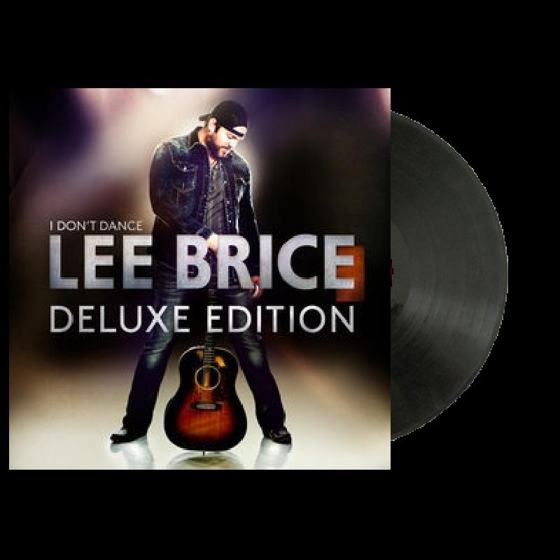 Lee Brice Deluxe Vinyl- I Don't Dance