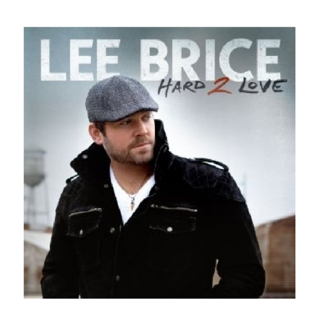 Lee Brice CD- Hard 2 Love