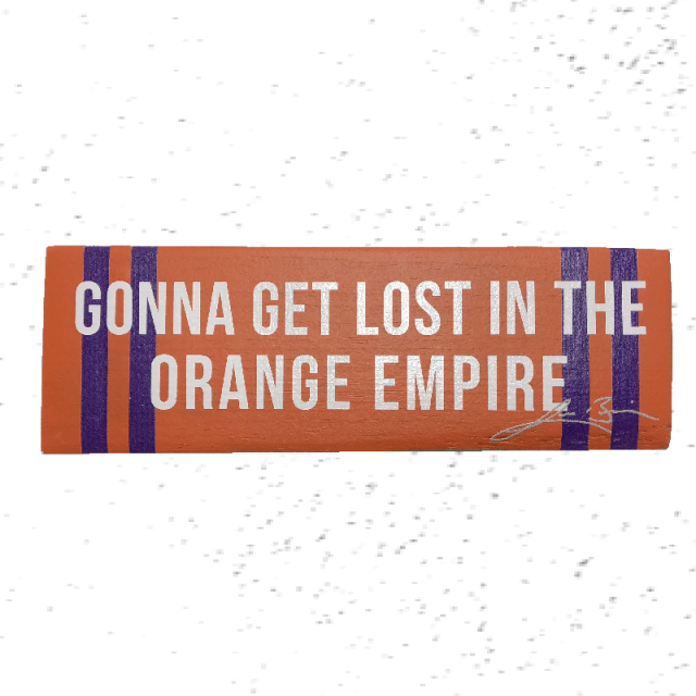 Orange Empire